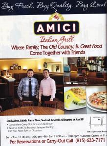 Amici Italian Grill