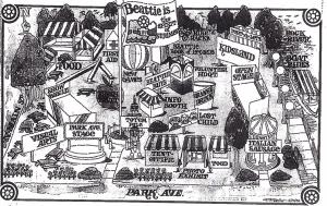 Beattie Is... Festival Map