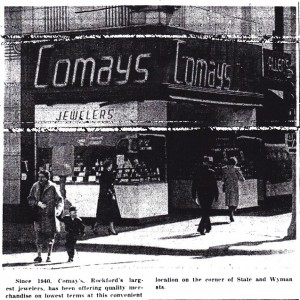 Comay's since 1940 sm