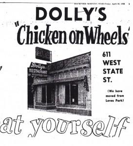 Dolly's ad