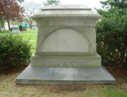 Grave of John Beattie