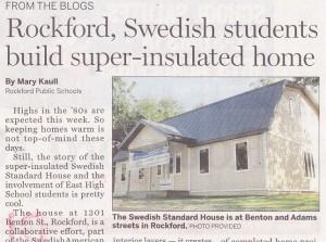 SwedishAmerican house