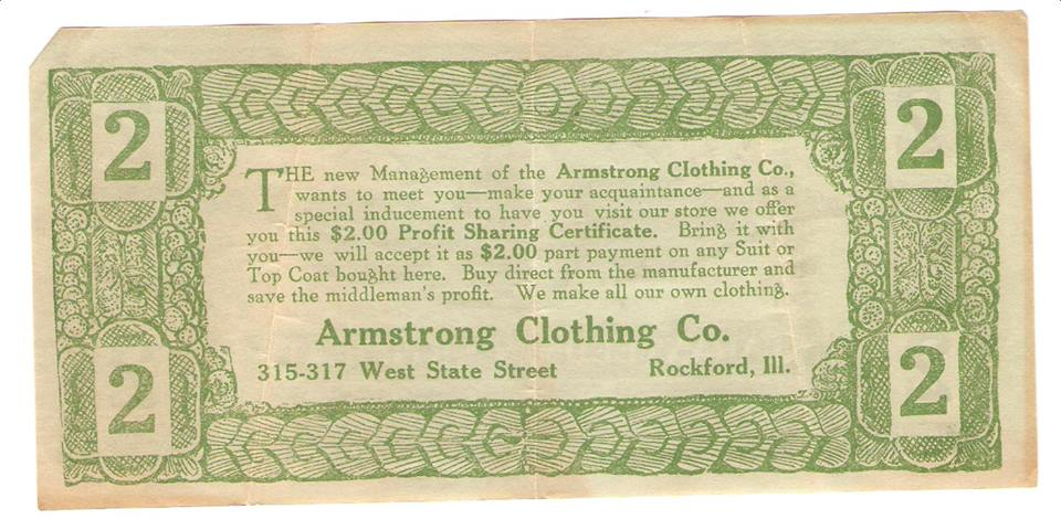 Armstrong Clothing