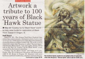 black hawk artwork