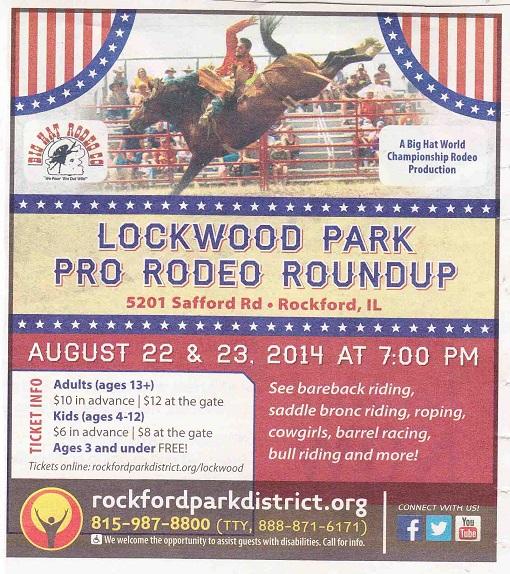 Lockwood Park Rodeo