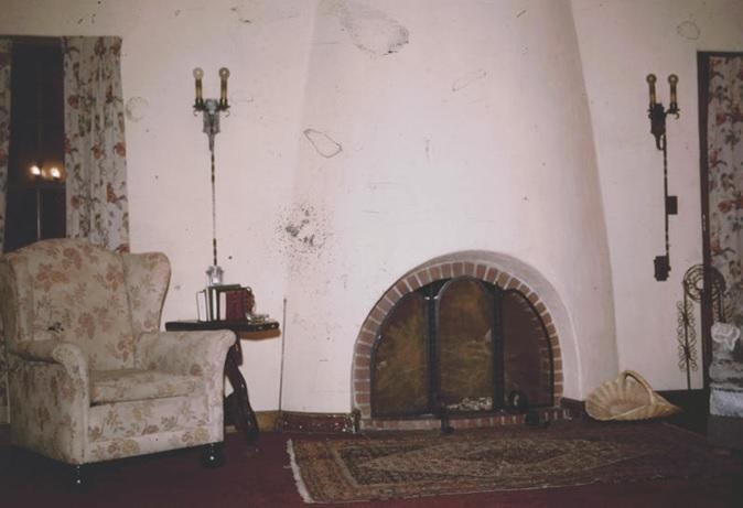 Spring Creek, 312 - fireplace