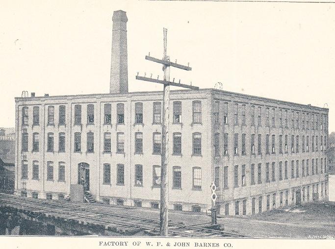 WF and John Barnes Co. 1891