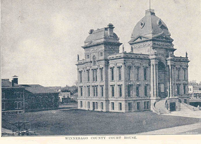 Winn Co Courthouse 1891