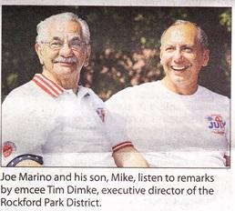 Joe Marino & Mike Marino