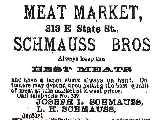 Schmauss Meat