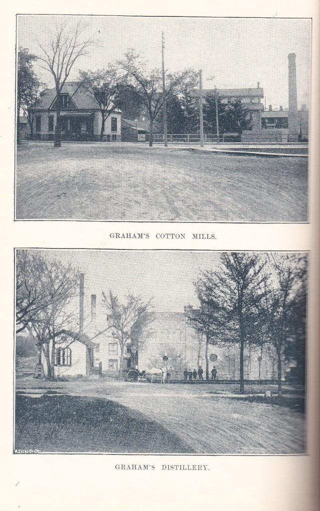 Graham Distillery 1891
