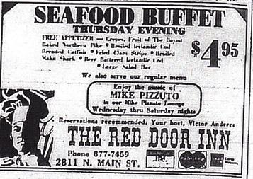 Red Door Inn Seafood