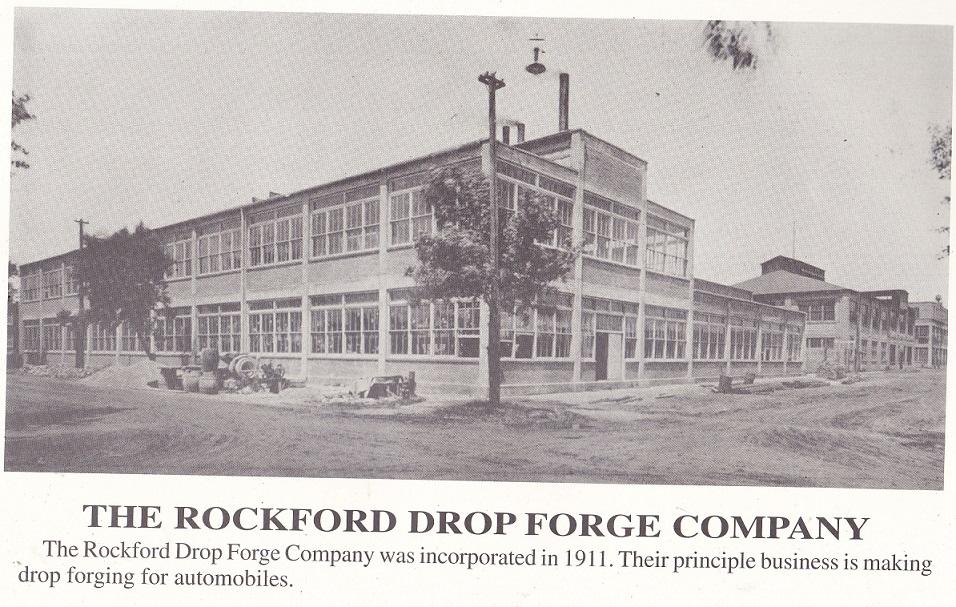 Rockford Drop Forge cal
