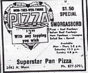 Superstar Pan Pizza Cr