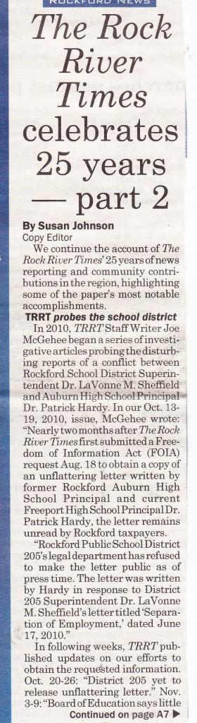 Rock River Times - 1