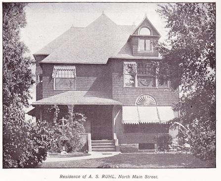 Main St., No., 831