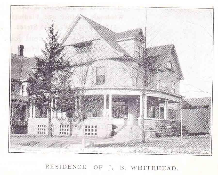 Whitehead residence