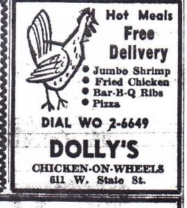Dolly's 62
