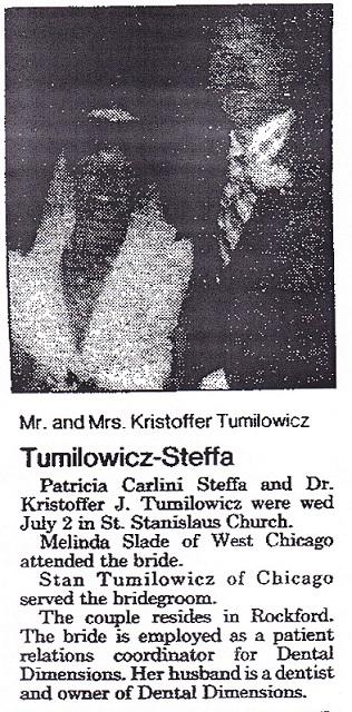 Tumilowicz, Mr and Mrs.