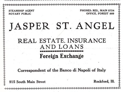 Jasper St. Angel