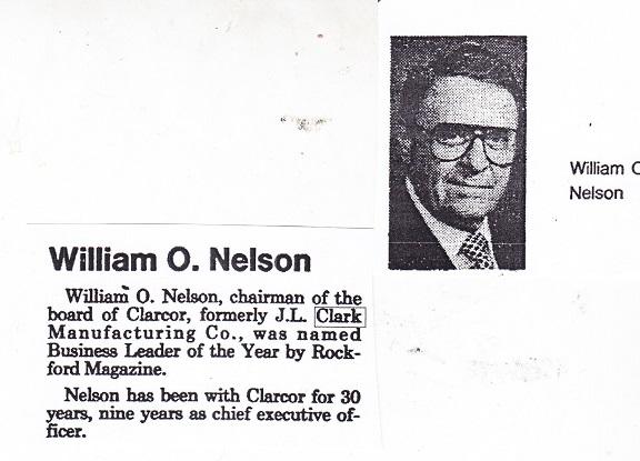 Nelson, William O.