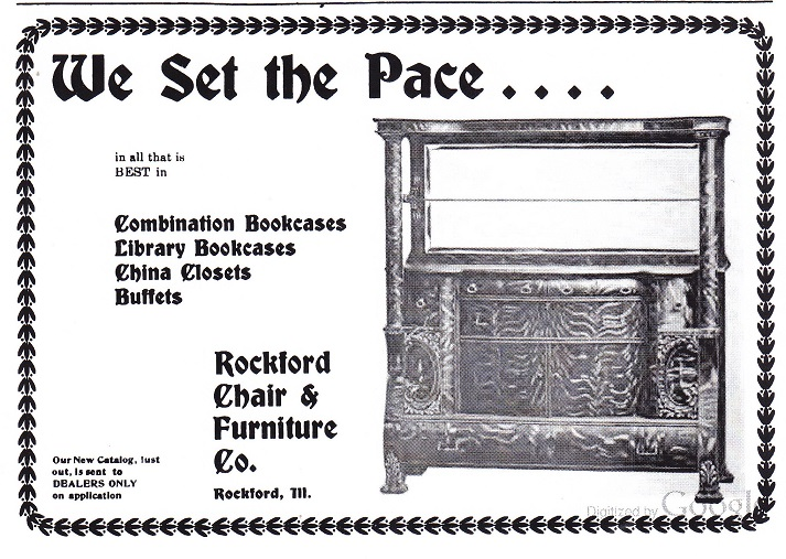 Rockford Chair and Furniture - 1