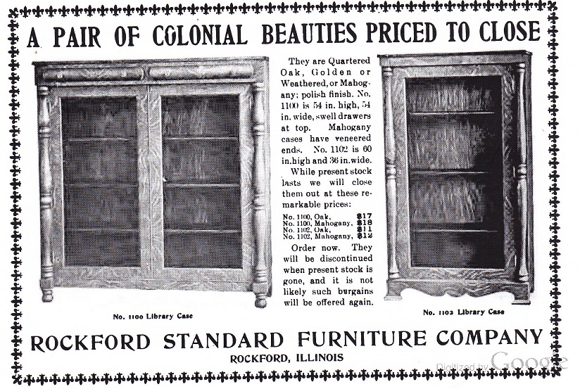 Rockford Standard Furniture jo