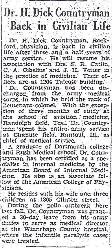 Dr. Countryman