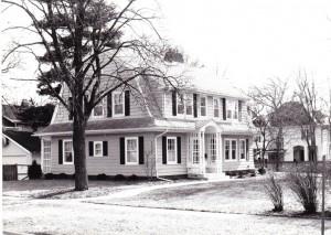 Jesse Barloga 1919 House at 1837 Harlem Boulevard