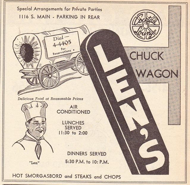 Len's Chuck Wagon