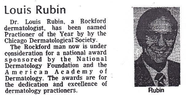 Rubin, Dr. Louis 2