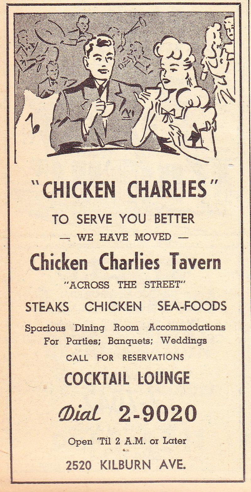 Chicken Charlie's Tavern