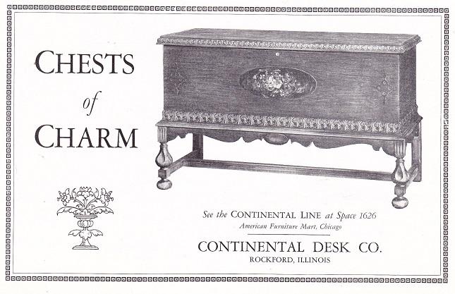 Continental Desk Co.