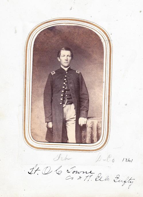 Lt. O. C. Towne  D Co