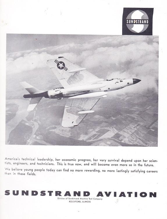 Sundstrand Avia 1958