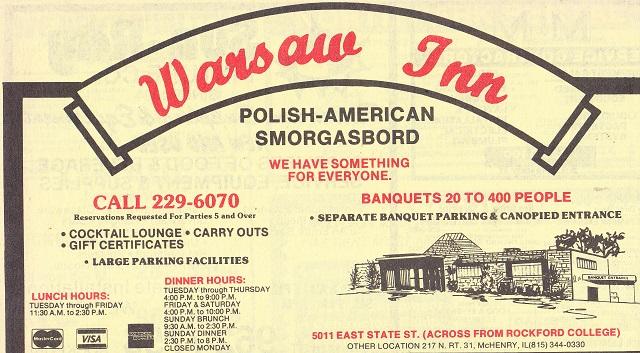 Warsaw Inn