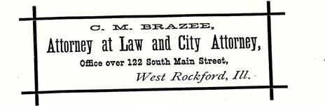 C.M. Brazee