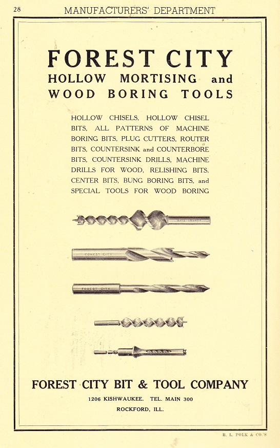 Forest City Bit and Tool