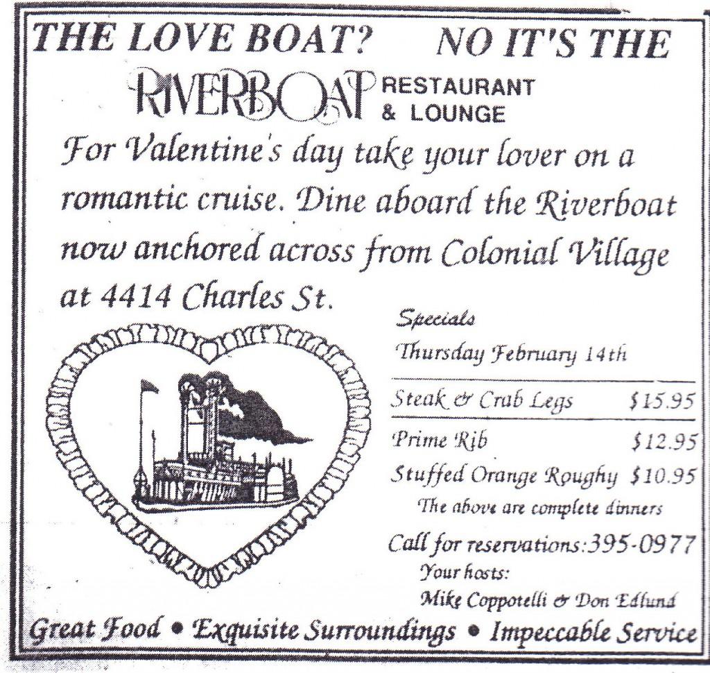 Riverboat Restr