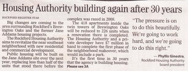 Rockford Housing Authority