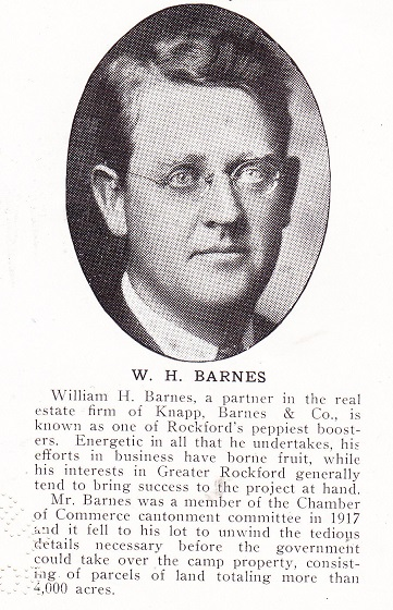 W. H. Barnes
