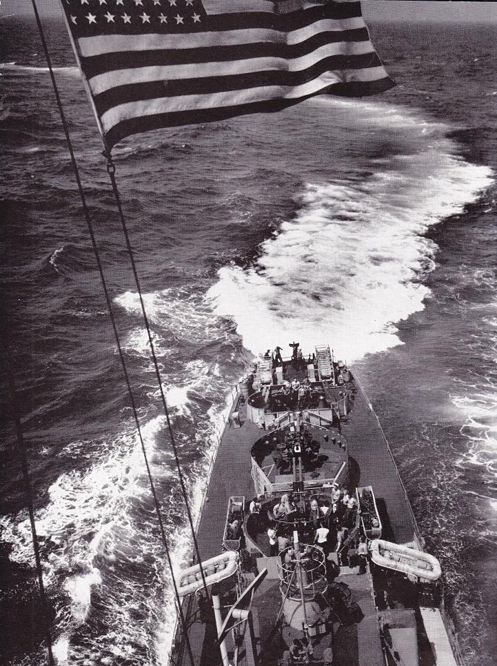 Woodward - Navy