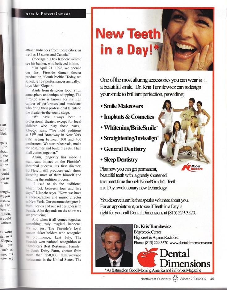 Dental Dimensions