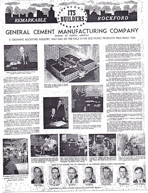 General Cement - 1 sm
