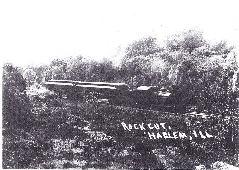 Rogers Locomotive
