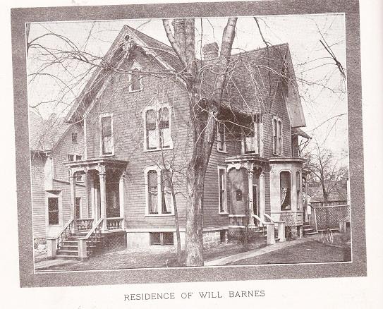 Will Barnes House