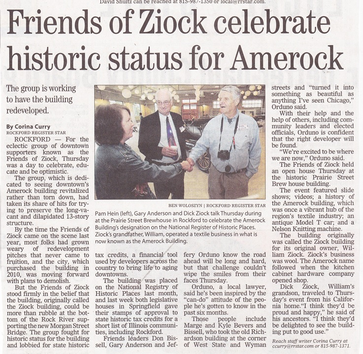 Friends of Ziock