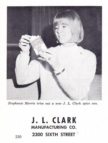 J. L. Clark yr
