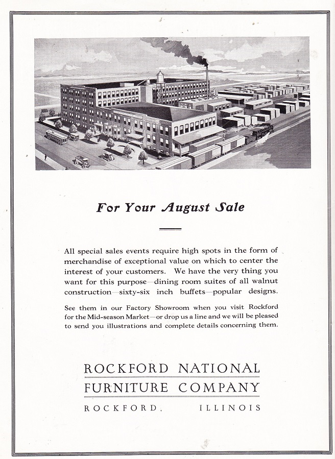 Rockford National Furniture Co small