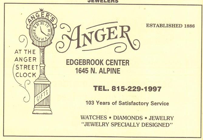Anger's Jewelers